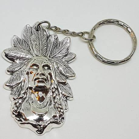Brelok - indianin, kategoria Historia, cena 19,90 zł - BR_00205-brylok.pl