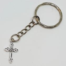 Brelok - krzyż, kategoria Religia, cena 19,90 zł - BR_00194-brylok.pl