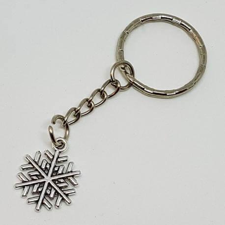 Brelok - śnieg, kategoria Pasja&Hobby, cena 19,90 zł - BR_00195-brylok.pl