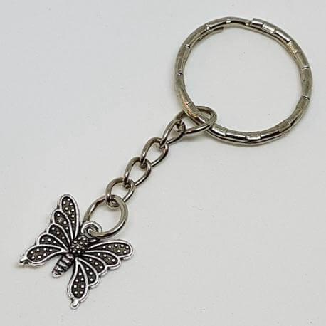 Brelok - motyl, kategoria Przyroda, cena 19,90 zł - BR_00199-brylok.pl