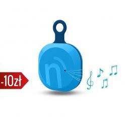 notiOne niebieski - skuteczny lokalizator do kluczy, portfela i nie tylko!, kategoria notiOne, cena 109,00 zł - BR_00304-bryl...