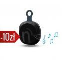 notiOne czarny - skuteczny lokalizator do kluczy, portfela i nie tylko!