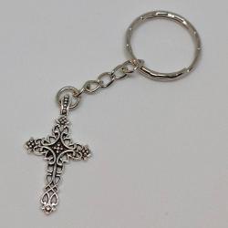 Brelok - krzyż, kategoria Religia, cena 19,90 zł - BR_00330-brylok.pl