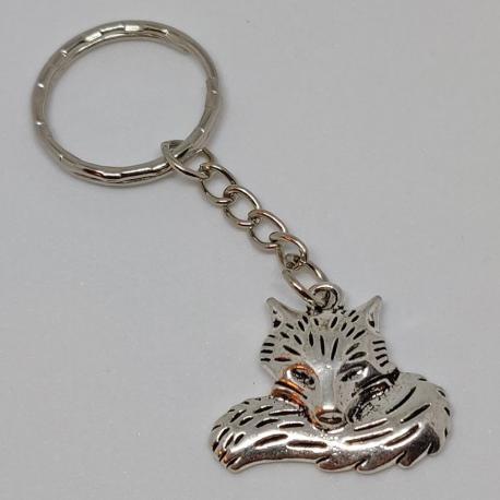 Brelok - lis, kategoria Zwierzęta, cena 19,90 zł - BR_00334-brylok.pl