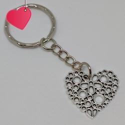 Brelok - serce, kategoria Miłość, cena 19,90 zł - BR_00335-brylok.pl