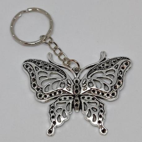 Brelok - motyl, kategoria Przyroda, cena 19,90 zł - BR_00337-brylok.pl