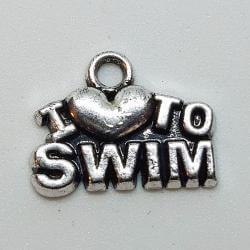 Zawieszka - I love to swim
