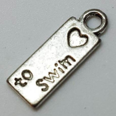 Zawieszka - Love to swim