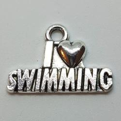 Zawieszka - I love swimming