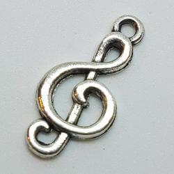 Zawieszka - klucz wiolinowy