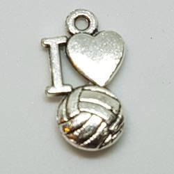 "Zawieszka - piłka nożna ""I Love Football"""