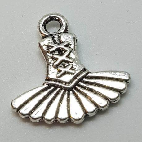 Zawieszka - baletnica, kategoria Zawieszki, cena 12,00 zł - ZAW_00056-brylok.pl