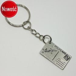 Brelok - kartka pocztowa, kategoria Podróże, cena 19,90 zł - BR_00357-brylok.pl
