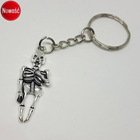 Brelok - szkielet, kategoria Śmieszne, cena 19,90 zł - BR_00371-brylok.pl