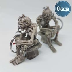 Brelok Deluxe - szkielet