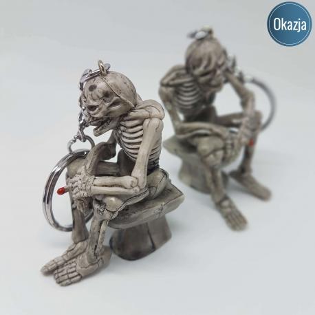 Brelok szkielet
