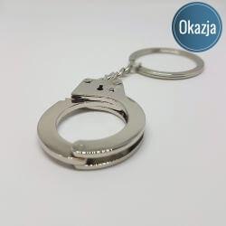 Brelok Deluxe - kajdanki, kategoria Deluxe, cena 24,90 zł - BR_00163-brylok.pl