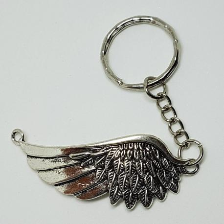 Brelok - skrzydło anioła, kategoria Święta&Okazje, cena 19,90 zł - BR_00044-brylok.pl