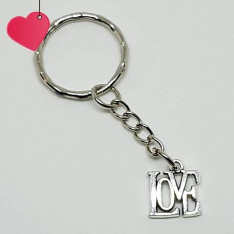 Brelok - LOVE, kategoria Miłość, cena 19,90 zł - BR_00086-brylok.pl