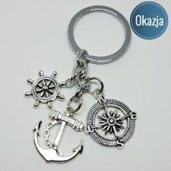 Brelok - zestaw morski, kategoria Inspirujące zestawy, cena 24,90 zł - BR_00173-brylok.pl