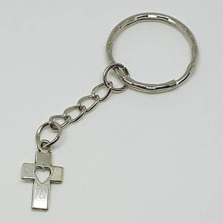 Brelok - krzyż, kategoria Religia, cena 15,90 zł - BR_00118-brylok.pl