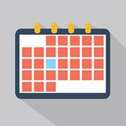 Kalendarz wydarzeń w roku